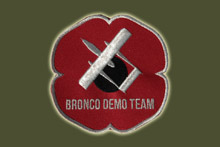 OV-10 Bronco Demo Team